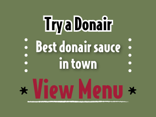 Best donair sauce in town