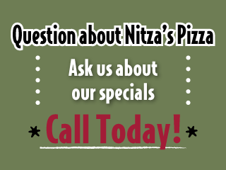 Ask us about our specials
